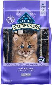 Blue Buffalo Wilderness Dry