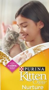 Purina Kitten Chow Nurture