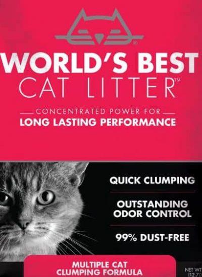 World's Best Cat Litter - ORIGINAL